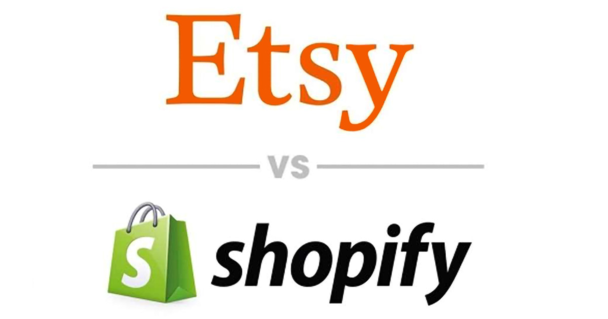 Shopify vs Etsy – Which Should You Choose To Start Selling Online
