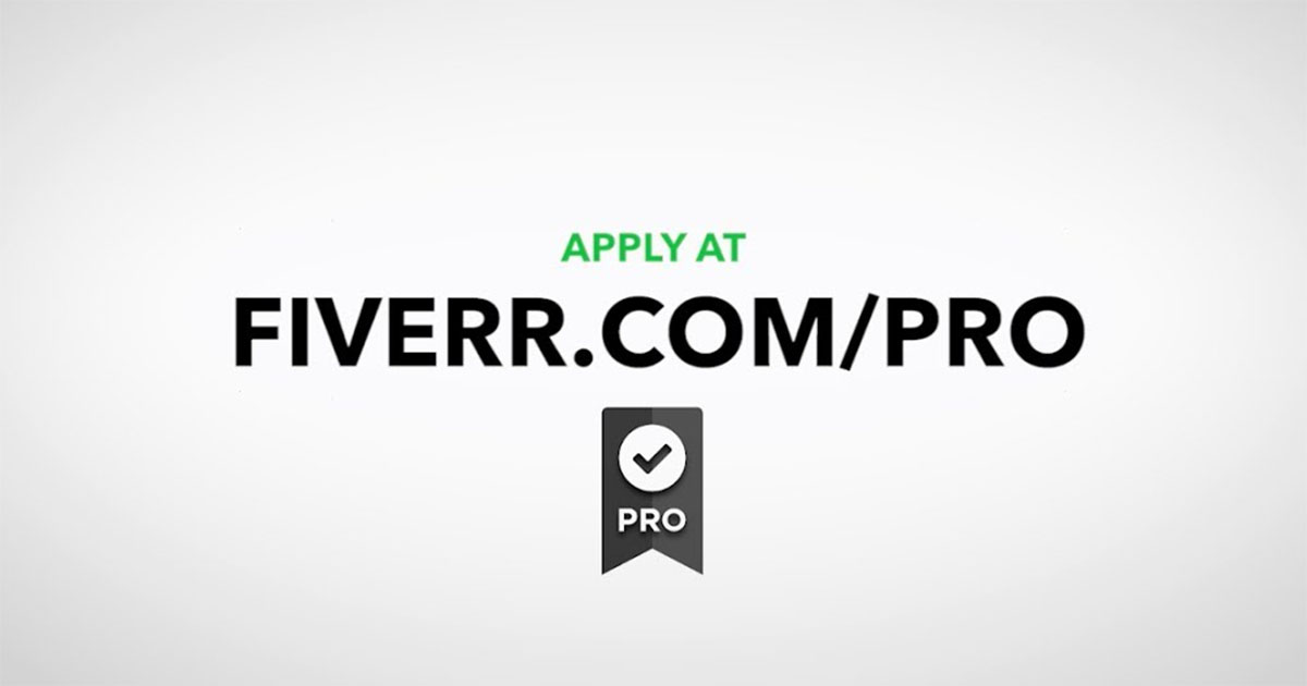 How To Become A Fiverr Pro Seller And Offer Pro Gigs