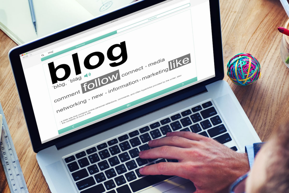 blogging as a marketing tool